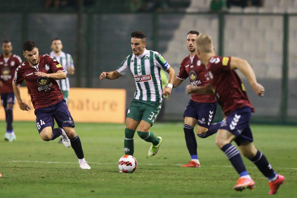 Super League 1: Με Βιτάλ ο Παναθηναϊκός νίκησε 4-0 τον Απόλλωνα