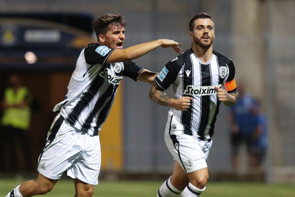 Super League: Αστέρας Τρίπολης – ΠΑΟΚ 0-1 - «Διπλό» με Πασχαλάκη στο Θ. Κολοκοτρώνης