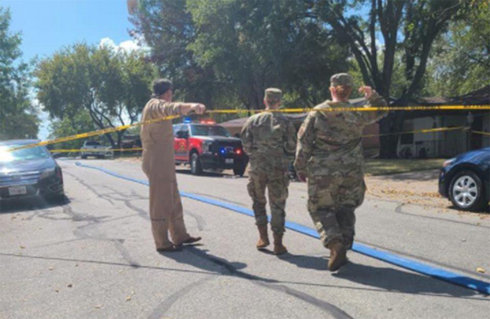 ΗΠΑ: Εκπαιδευτικό μαχητικό συνετρίβη σε κατοικημένη περιοχή στο Τέξας