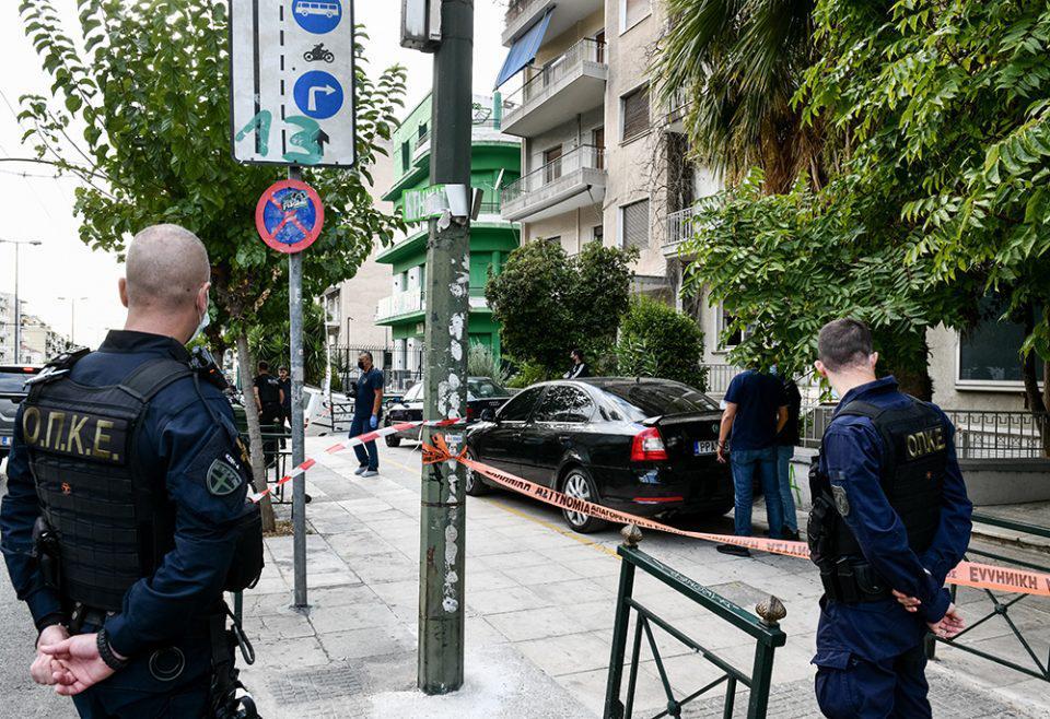 Πυροβολισμοί στη λεωφόρο Αλεξάνδρας: Έβγαλε όπλο πριν τη σύλληψη
