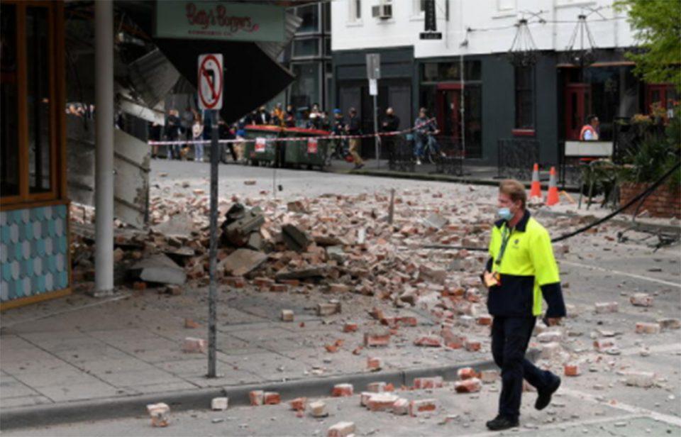 Αυστραλία: Ισχυρός σεισμός 5,8 Ρίχτερ ταρακούνησε τη Μελβούρνη