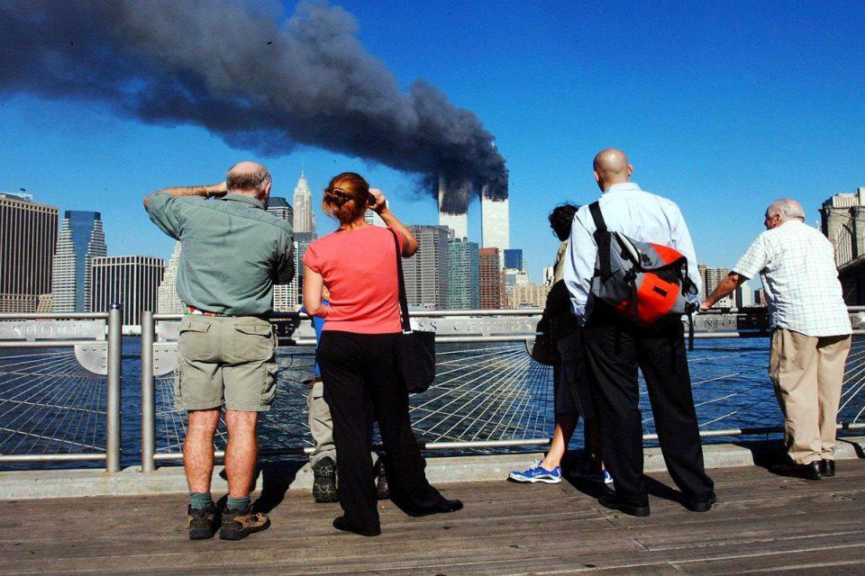 11η Σεπτεμβρίου: Τα βίντεο που τρομοκράτησαν τον πλανήτη