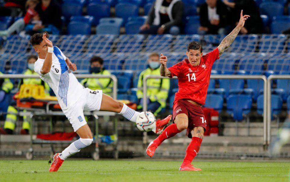 Ελβετία-Ελλάδα 2-1: Βάρεσε καμπανάκι στην Εθνική… ο Τσούμπερ!