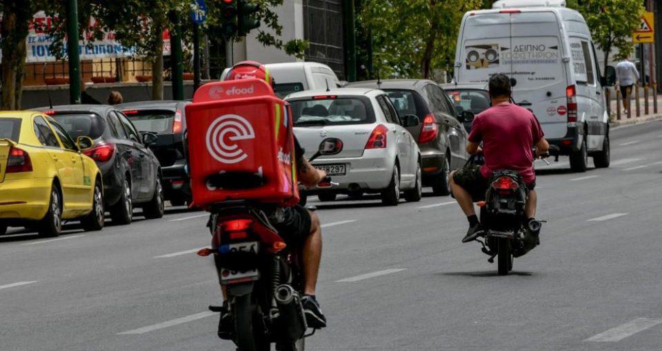 Delivery - courier: Τα νέα δικαιώματα των εργαζομένων στις πλατφόρμες
