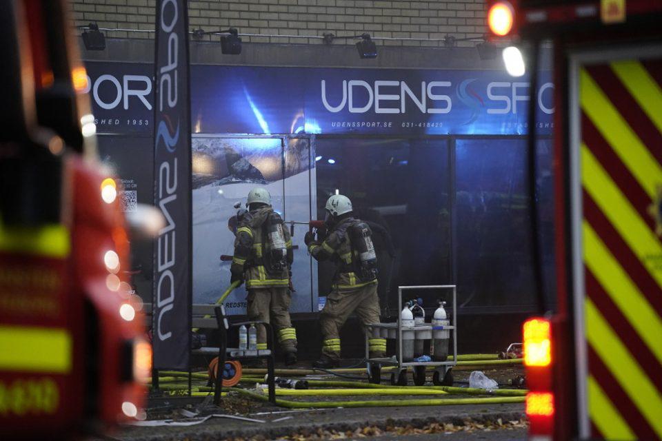 Σουηδία: 16 τραυματίες από έκρηξη σε πολυκατοικία στο Γκέτεμποργκ