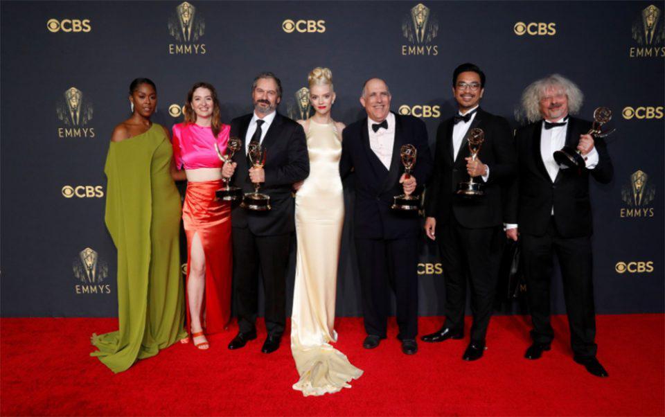 Βραβεία Emmy: Σάρωσαν οι σειρές του Netflix - Στην κορυφή «The Crown»