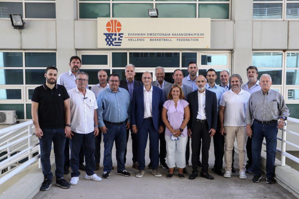 ΕΟΚ: Συνεδρίασε το νέο ΔΣ - Απών ο Παναγιώτης Φασούλας
