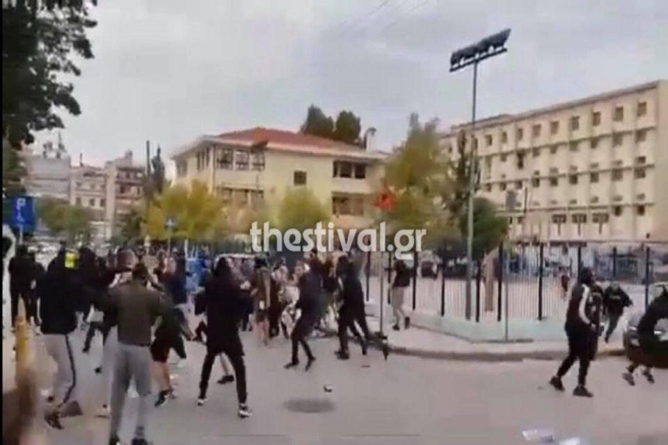 Θεσσαλονίκη: Σοκάρουν οι μαρτυρίες των μαθητών στο ΕΠΑΛ Σταυρούπολης – «Φοβόμαστε να έρθουμε στο σχολείο, μας έλεγαν ναζιστές»