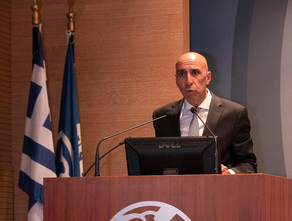 Γιάννης Μπρατάκος: Ποιος είναι ο νέος πρόεδρος του ΕΒΕΑ
