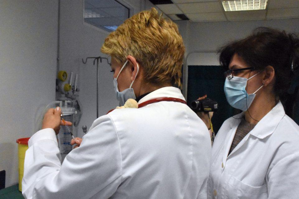 Ευρωπαϊκό Δικαστήριο: «ΟΧΙ» στο αίτημα Ελλήνων υγειονομικών κατά του υποχρεωτικού εμβολιασμού