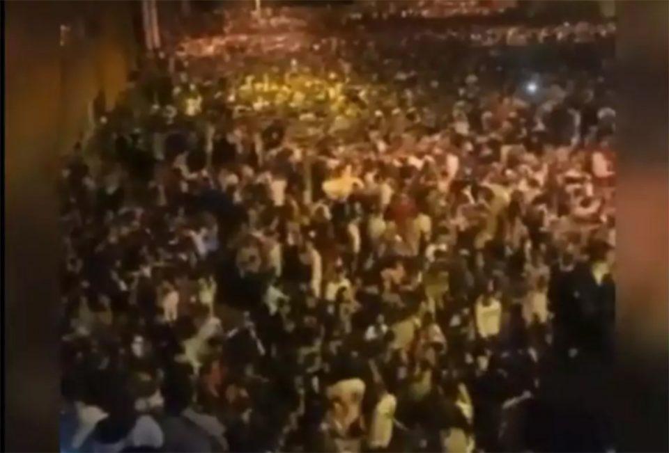 Ισπανία: Κορονοπάρτι με 25.000 άτομα σε πανεπιστήμιο