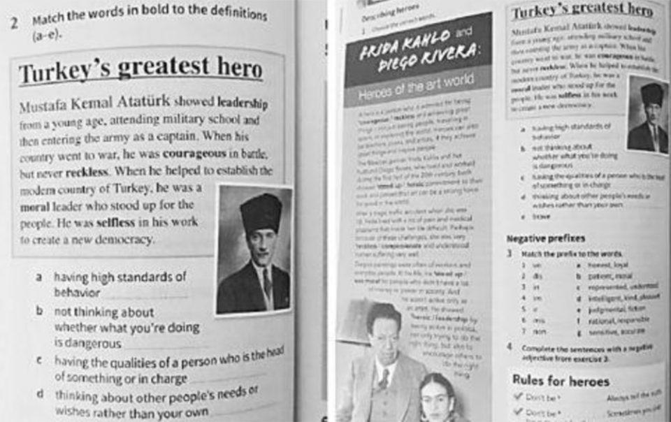 Κύπρος: Αποσύρεται σχολικό βιβλίο λόγω αναφοράς στον Κεμάλ Ατατούρκ