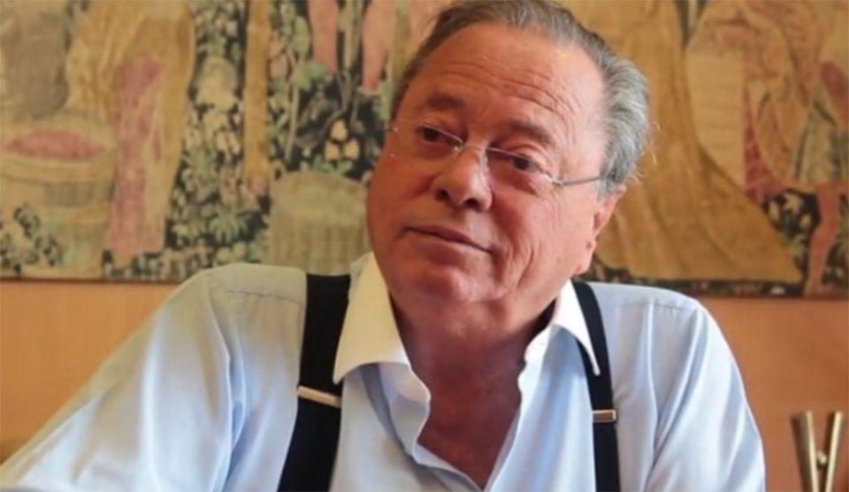 Πέθανε ο Βασίλης Κουρτάκης - Πρωτεργάτης του εμφιαλωμένου κρασιού