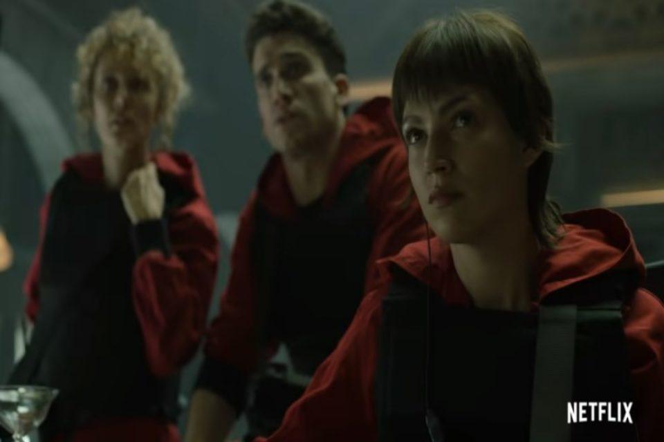La Casa de Papel: Επέστρεψε στο Netflix – Στις οθόνες μας ο 5ος και πιο συναρπαστικό κύκλος