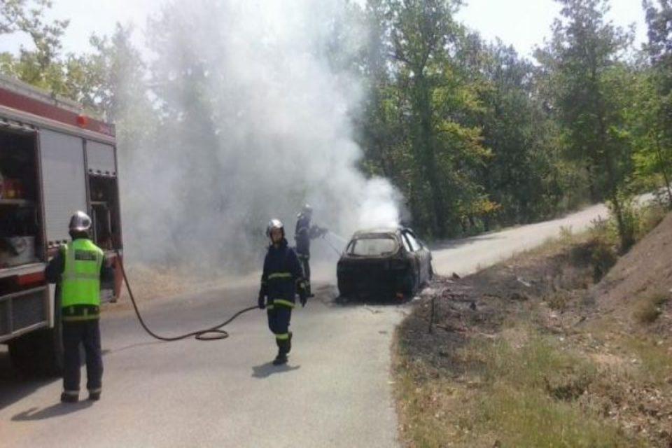 Τραγωδία στη Φθιώτιδα: 36χρονος βρέθηκε απανθρακωμένος μέσα στο αυτοκίνητό του