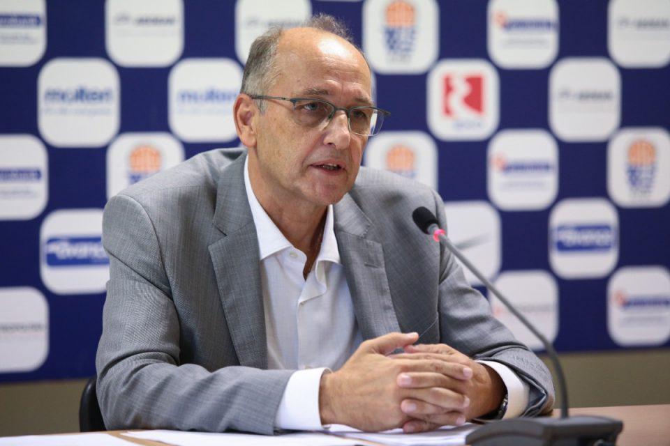 «Χείμαρρος» ο Λιόλιος: Προπονητής για το Ευρωμπάσκετ ο Ιτούδης - Πρόεδρος ΚΕΔ/ΕΟΚ ο Πιτσίλκας και Ειδικός Σύμβουλος ο Χριστοδούλου