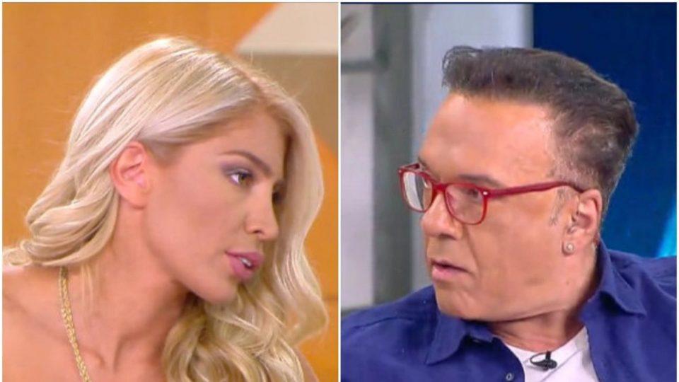 «Σφάχτηκαν» στον αέρα του Love It Δανέζη και Γιαννόπουλος