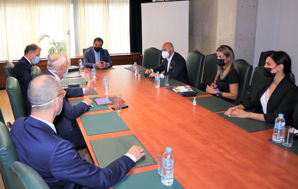 Συνεργασία PepsiCo Hellas - N.U. AQUA: Επαναλειτουργία εμφιαλωτηρίου