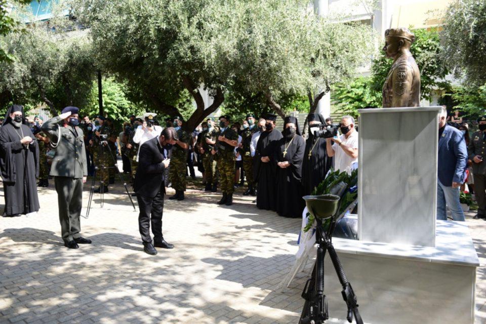 Κωνσταντίνος Μελιγκώνης: Βαθιά υπόκλιση από τον ΥΦΕΘΑ στον καταδρομέα που έπεσε εν ώρα καθήκοντος
