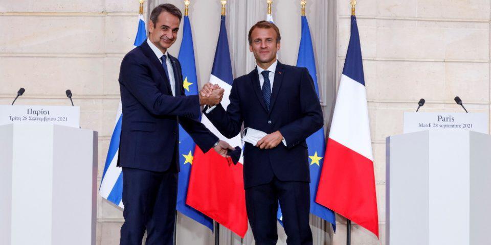 Βερολίνο για συμφωνία Ελλάδας – Γαλλίας: «Δεν στρέφεται εναντίον άλλων εταίρων»