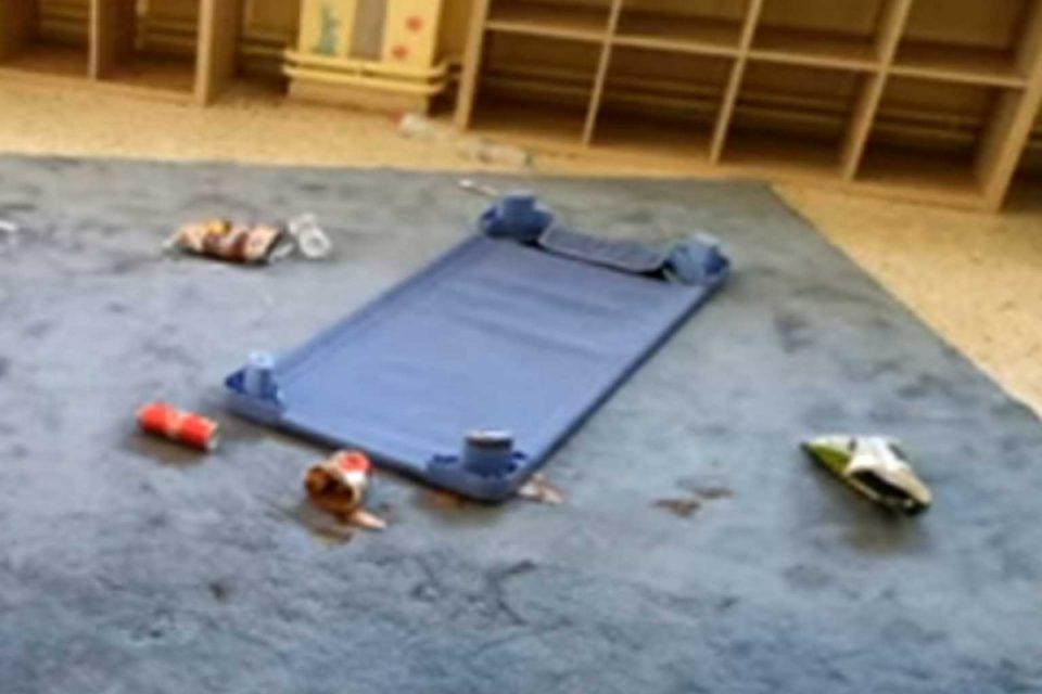 Κρήτη: Ούρα και ακαθαρσίες σε νηπιαγωγείο – Αρρωστημένοι βάνδαλοι προκάλεσαν σοβαρές ζημιές [βίντεο]