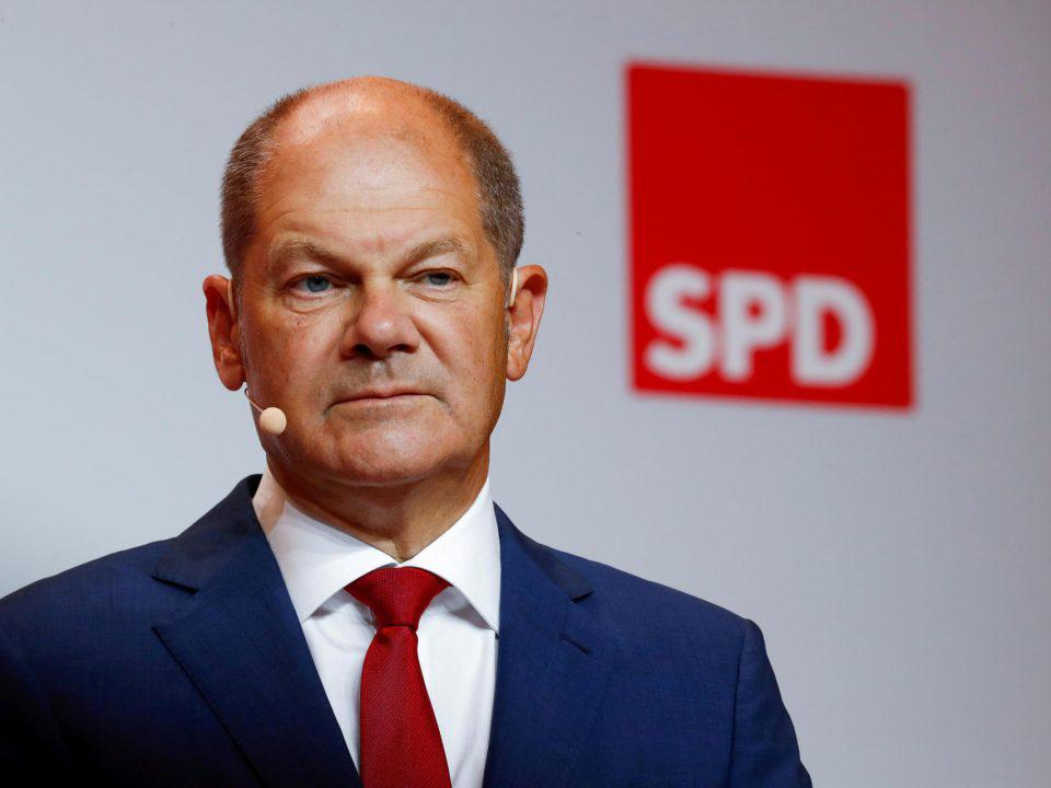 Γερμανια - Αισιόδοξος ο Όλαφ Σολτς: Θα έχουμε πριν από τα Χριστούγεννα
