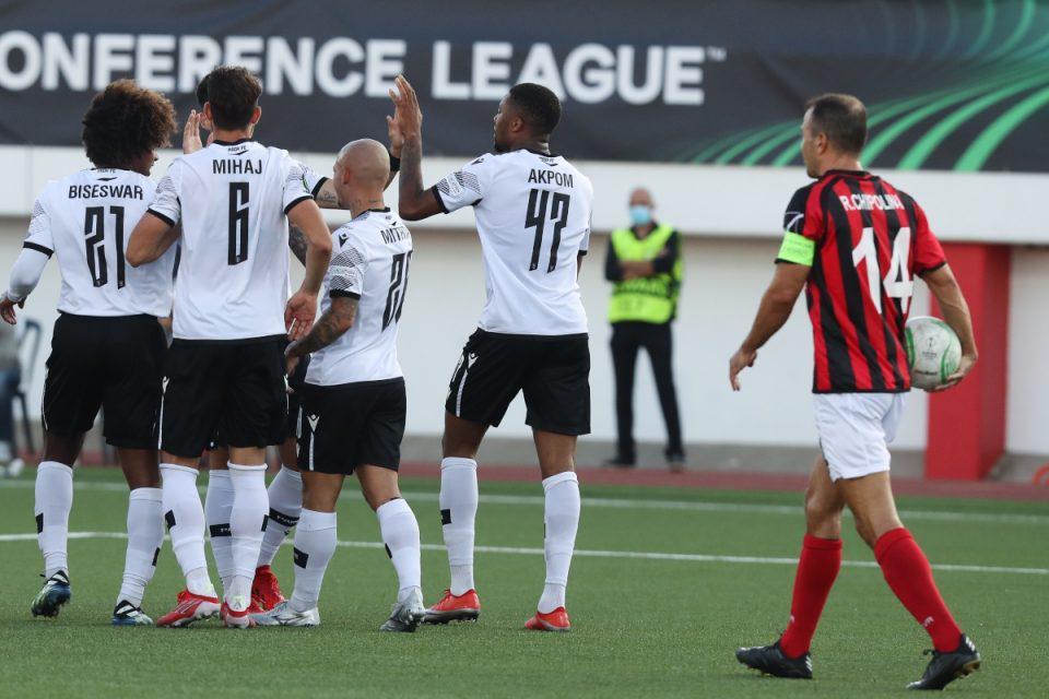 Λίνκολν-ΠΑΟΚ: Πέρασε από το Γιβραλτάρ ο δικέφαλος του Βορρά – Πρώτη νίκη στο Europa Conference League