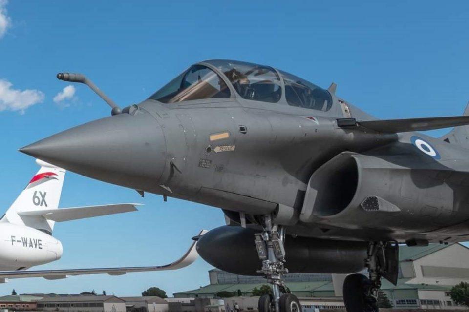 Πολεμική Αεροπορία: Στα γαλανόλευκα και το δεύτερο Rafale στη Γαλλία – Πότε έρχονται στην Ελλάδα