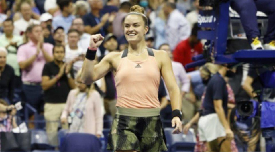 Εξαιρετική η Μαρία Σάκκαρη: Προκρίθηκε στον τελικό του Ostrava Open!