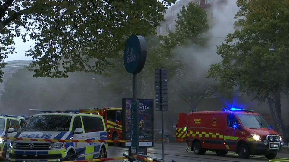 Συναγερμός στη Σουηδία: Έκρηξη σε κτίριο στο Γκέτεμποργκ