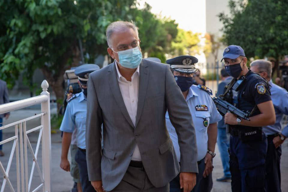 Θεοδωρικάκος: Αστυνομία φιλική απέναντι στον πολίτη, σκληρή στο έγκλημα