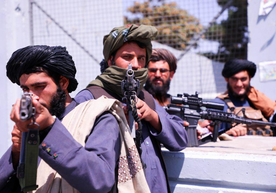 Αφγανιστάν: Οι Ταλιμπάν υποστηρίζουν ότι πήραν τον έλεγχο της όλης της χώρας