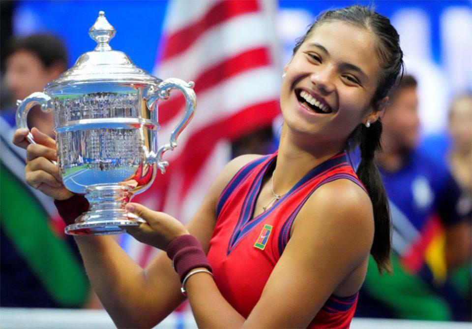 Η 18χρονη Έμα Ραντουκάνου κατέκτησε το US Open