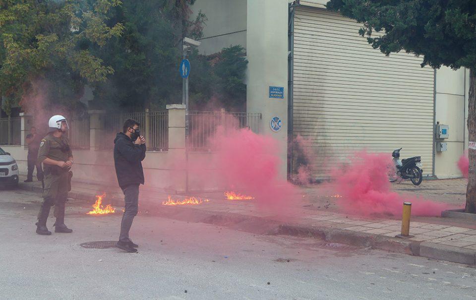 Αναβλήθηκαν οι δίκες για τα επεισόδια στο ΕΠΑΛ Σταυρούπολης