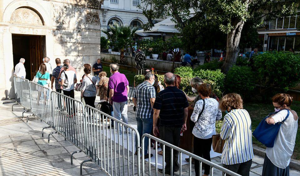 Μίκης Θεοδωράκης: Από τις 10:00 το λαϊκό προσκύνημα