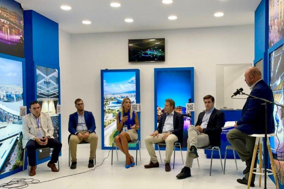ΔΕΘ 2021-Τσιλιγκίρη: Στο ΣΕΦ ανακαλύψαμε θησαυρούς και πηγές ανάπτυξης