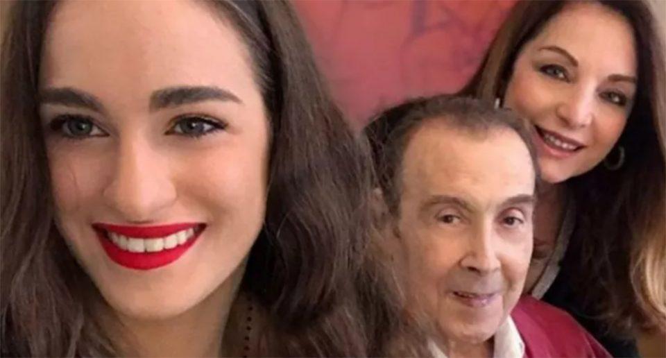 Μαρία Βοσκοπούλου: Χαμογελάει ξανά μετά τον θάνατο του πατέρα της