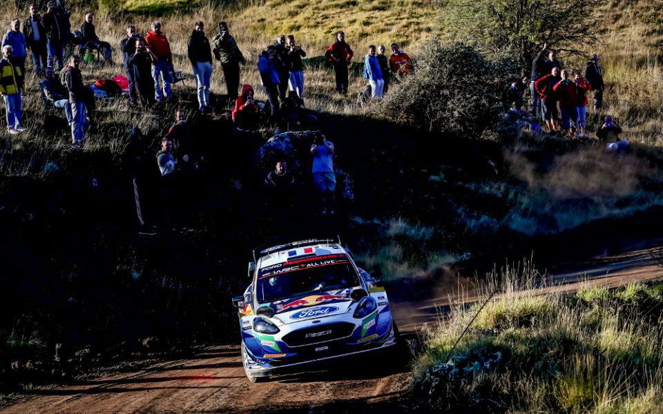 WRC-Ράλι Ακρόπολις (3η ημέρα): Ο Ροβάνπερα αύξησε το προβάδισμά του στη γενική
