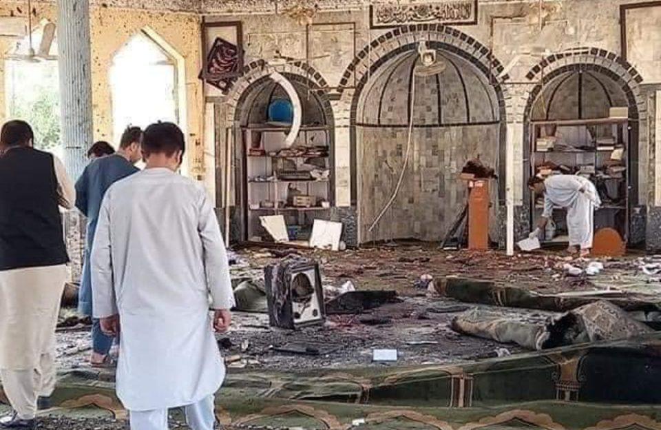 Αφγανιστάν: Τουλάχιστον 50 νεκροί και 140 τραυματίες από έκρηξη