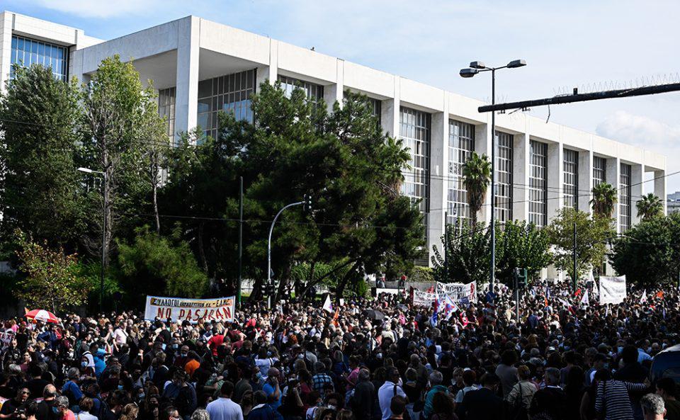 Απεργία εκπαιδευτικών: Παράνομη και καταχρηστική την έκρινε το Εφετείο