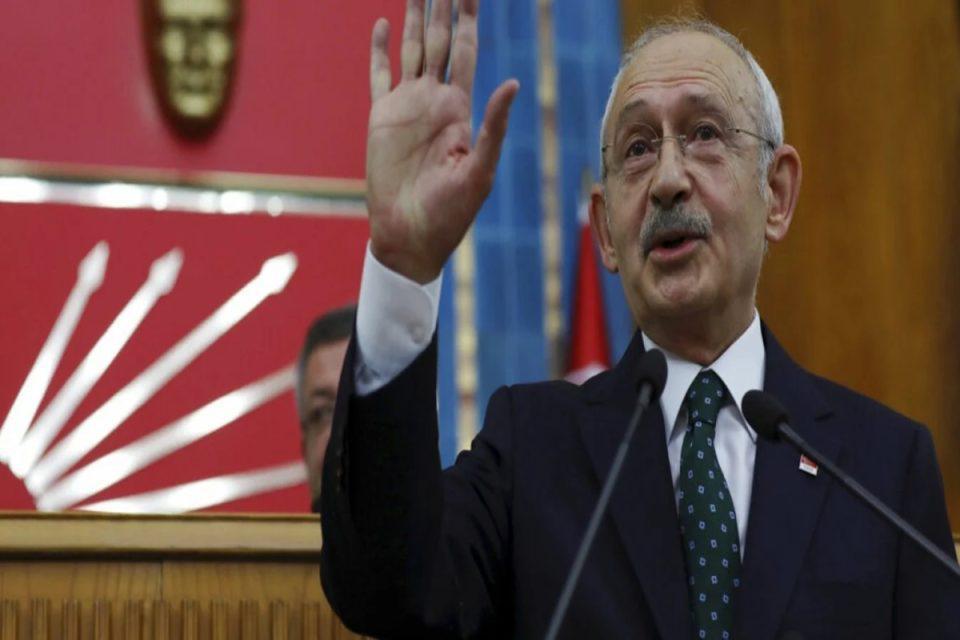Ο Κιλιτσντάρογλου αναρωτιέται: Ερντογάν αλήθεια είσαι καλά;