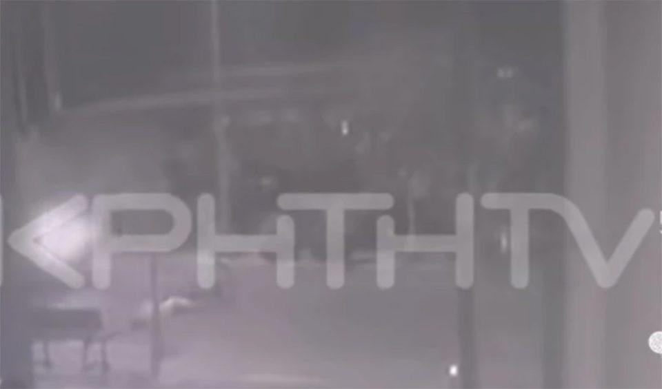 Κρήτη: Αυτοκίνητο παρέσυρε ποδηλάτισσα και την εγκατέλειψε [βίντεο]