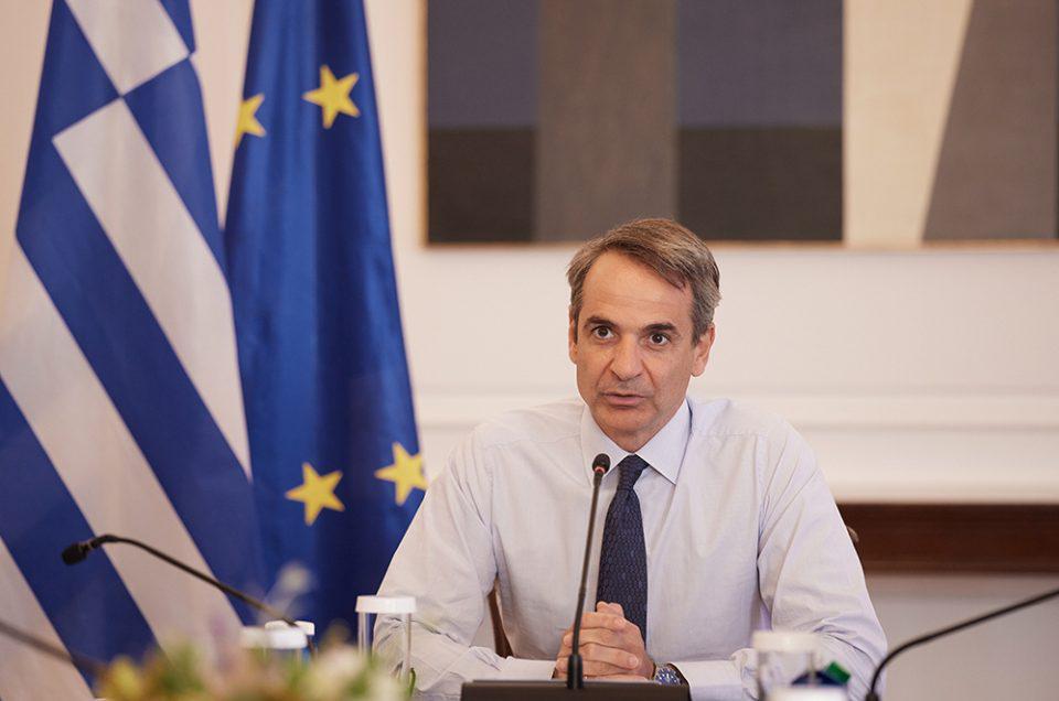 Μητσοτάκης στο Υπουργικό: Πολυσήμαντη η συμφωνία με τη Γαλλία