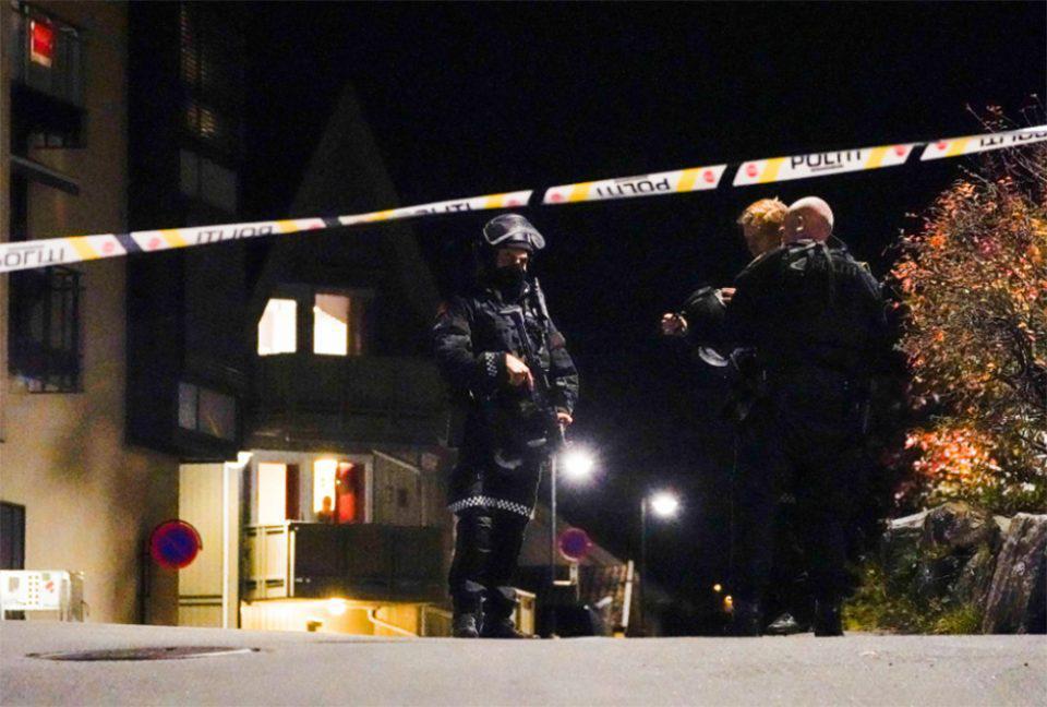 Επίθεση με τόξο στη Νορβηγία: Τουλάχιστον τέσσερις νεκροί [βίντεο]