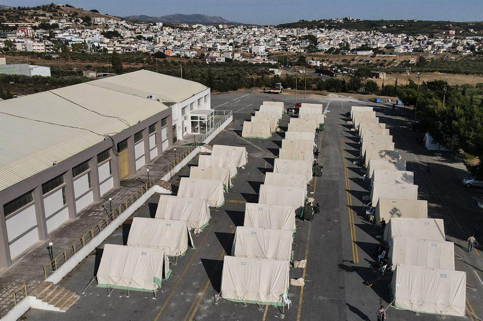 Σεισμός στο Ηράκλειο: Απάντηση της Πολιτικής Προστασίας για το βρέφος