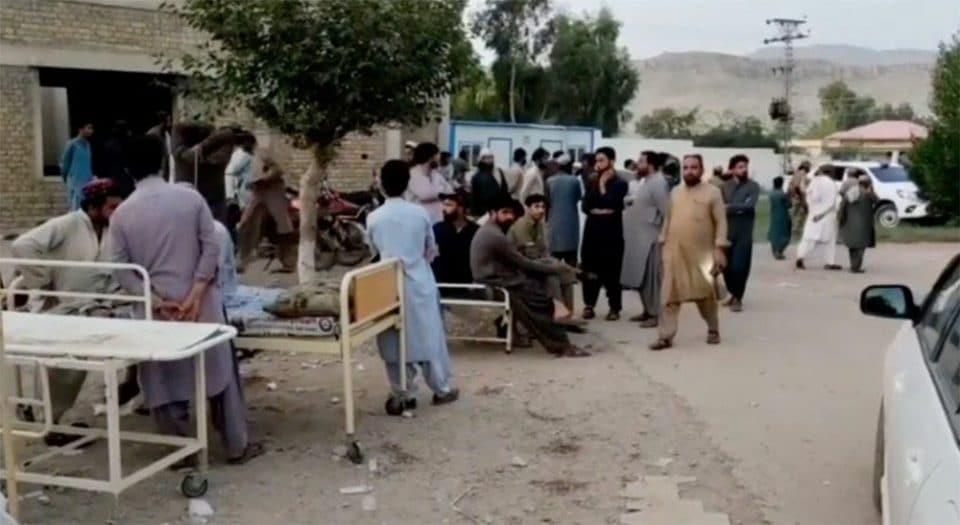 Τουλάχιστον 20 νεκροί από τον ισχυρό σεισμό των 5,8 Ρίχτερ στο Πακιστάν